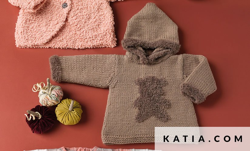 8ddfaba2d Coat - Baby - Autumn   Winter - models   patterns