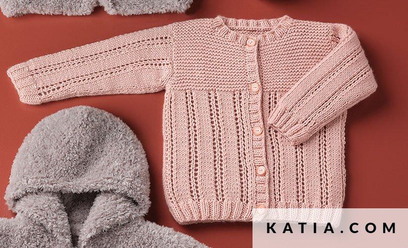 6571f6d95 Jacket - Baby - Autumn   Winter - models   patterns