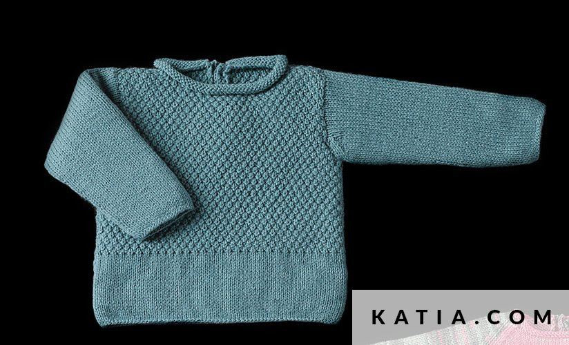 Sweater Baby Autumn Winter Models Patterns Katiacom