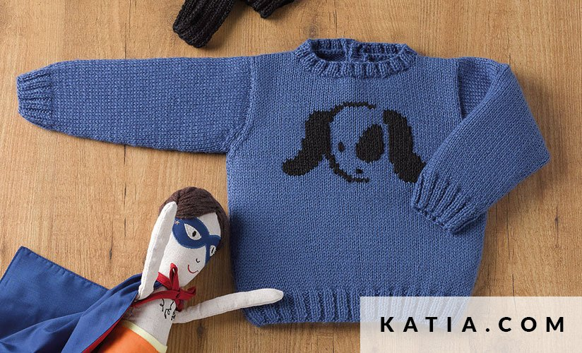 9bc3fedce Sweater - Baby - Autumn   Winter - models   patterns