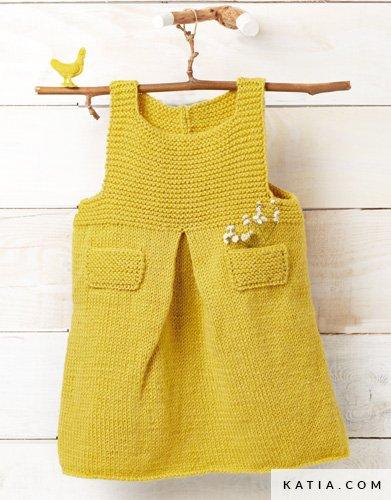 Kleid Baby Herbst Winter Modelle Anleitungen Katiacom