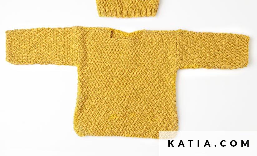 Jersey - Bebé - Otoño / Invierno - patrones   Katia.com
