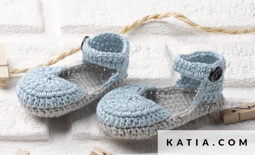 Schoenen Baby Lente Zomer Modellen Patronen Katiacom