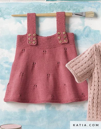 acf2073e3 Pinafore Dress - Baby - Spring   Summer - models   patt...