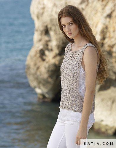 Frühjahr / Sommer - Modelle & Anleitungen | Katia.com