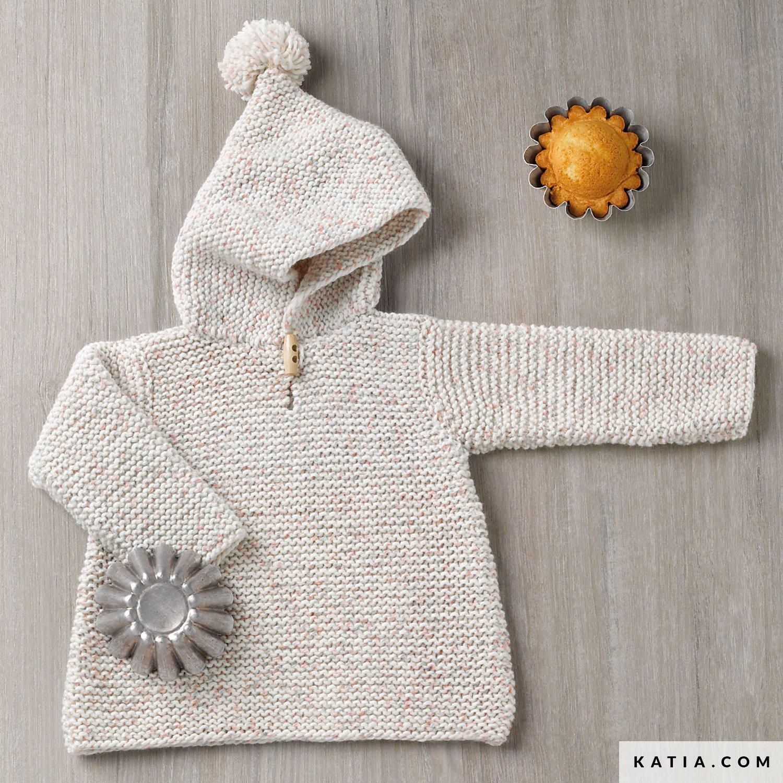 Old Fashioned Baby Pullover Muster Häkeln Motif - Decke Stricken ...