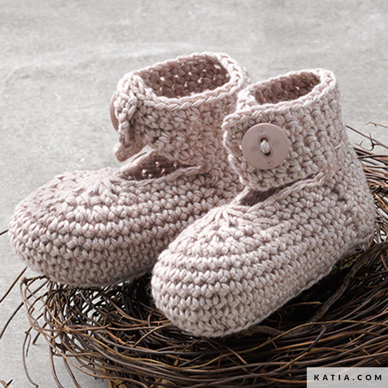 detailed look bd497 a1865 Schuhe - Baby - Herbst / Winter - Modelle & Anleitungen ...