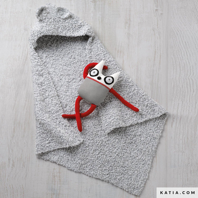 Arrullo - Bebé - Otoño / Invierno - patrones | Katia.com
