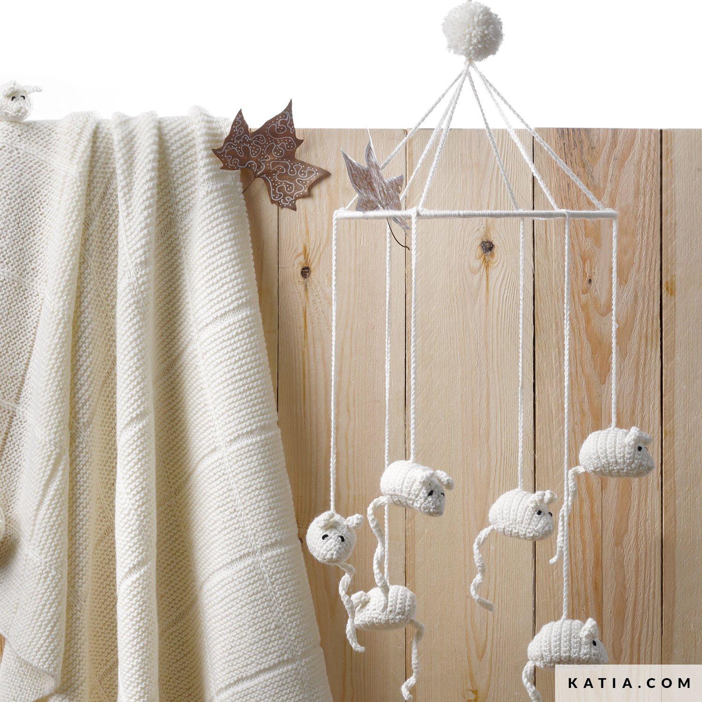 Ongebruikt Mobiel voor Babybedje - Baby - Herfst / Winter - modell... | Katia.com MS-63