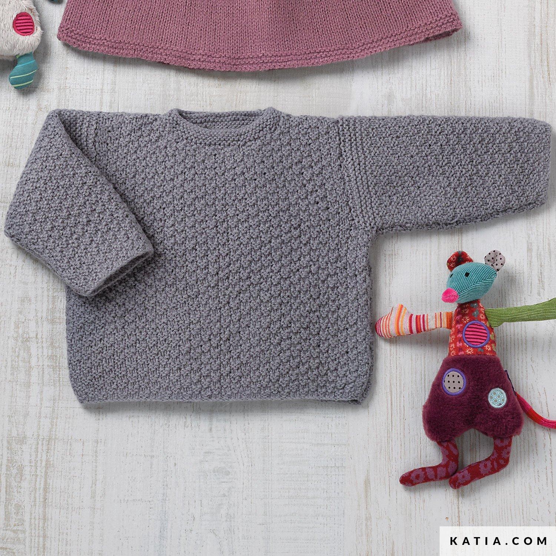 6670b4530fa0 Sweater - Baby - Autumn   Winter - models   patterns