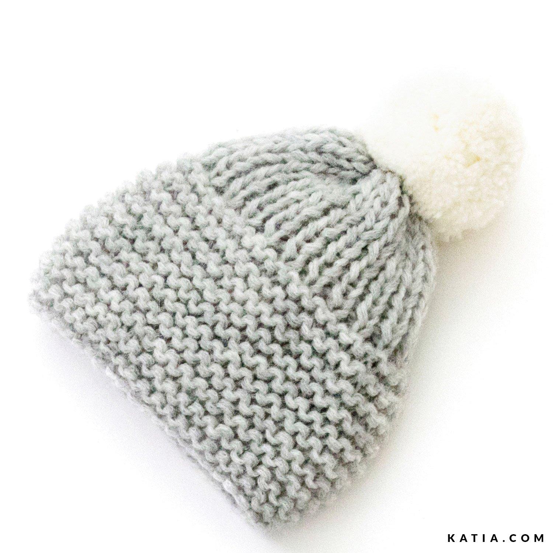 Cap - Baby - Autumn / Winter - models & patterns | Katia com
