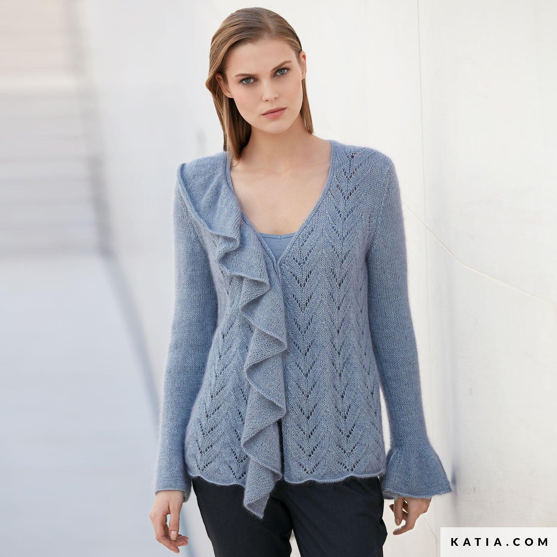 outlet putiikki ostaa paras varastossa Jacket - Woman - Autumn / Winter - models & patterns   Katia ...