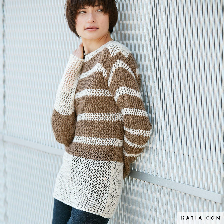fournisseur officiel célèbre marque de designer Réduction Pull - Femme - Automne / Hiver - modèles & patrons | Katia.com