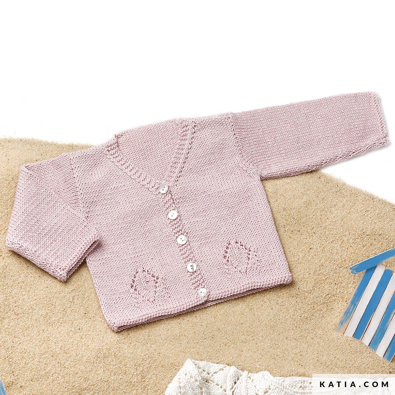 89a192559 Jacket - Baby - Spring   Summer - models   patterns