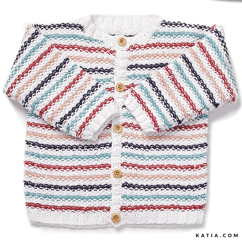ca3bdd925 Striped Fair Cotton cardigan