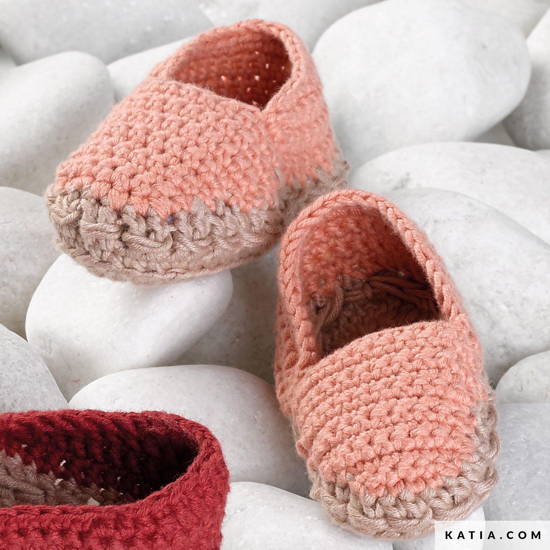 Pantofole Bebè Primavera Estate Modello Schemi Katiacom