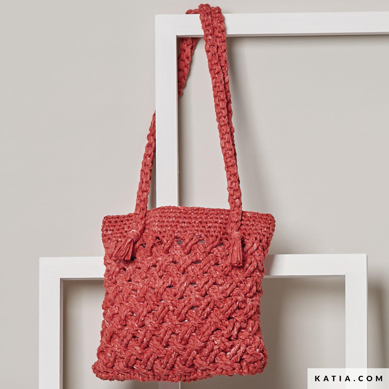 Bag - Woman - Spring / Summer - models & patterns | Katia.com