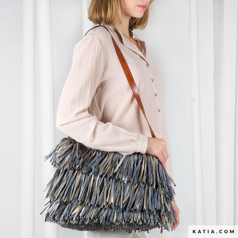 Bolso - Mujer - Primavera / Verano - patrones   Katia.com