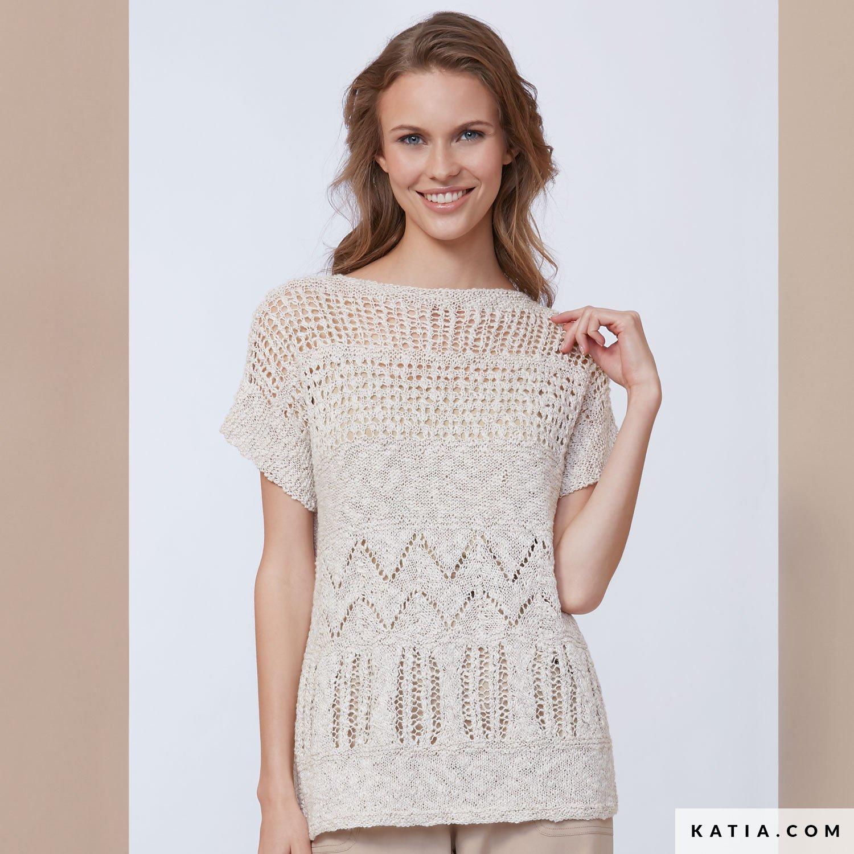 Pullover Damen Frühjahr Sommer Modelle & Anleit