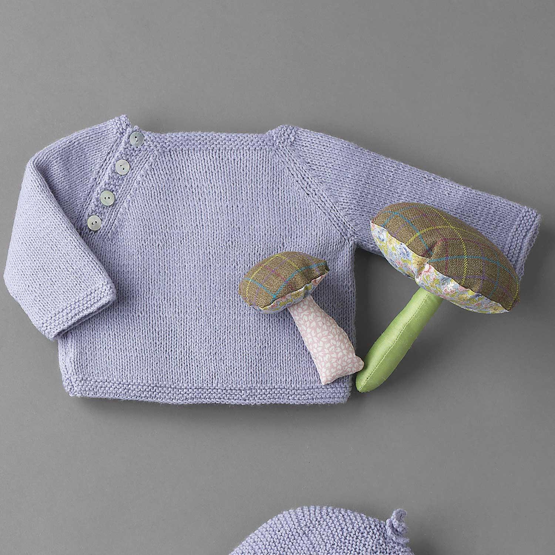 Pullover Baby Herbst Winter Modelle & Anleitungen