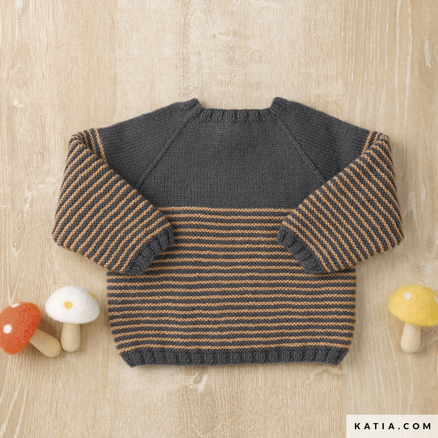 Pullover Baby Herbst Winter Modelle Anleitungen Katiacom