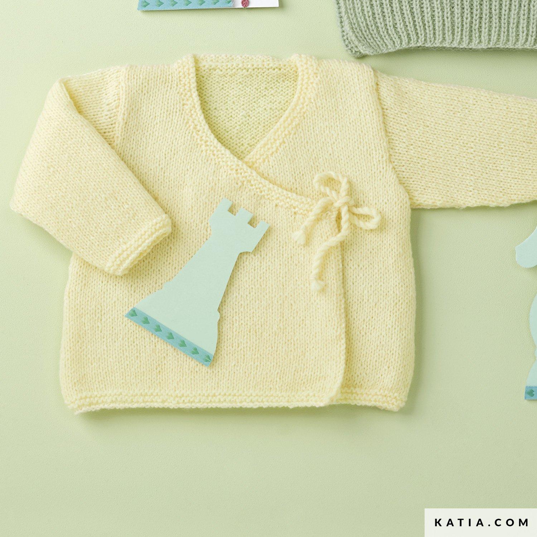 Jas Baby Herfst Winter Modellen Patronen Katiacom