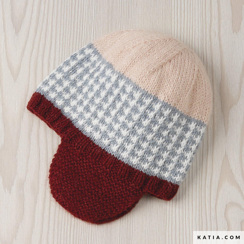 Fabulous Muts - Baby - Herfst / Winter - modellen & patronen | Katia.com @SN28