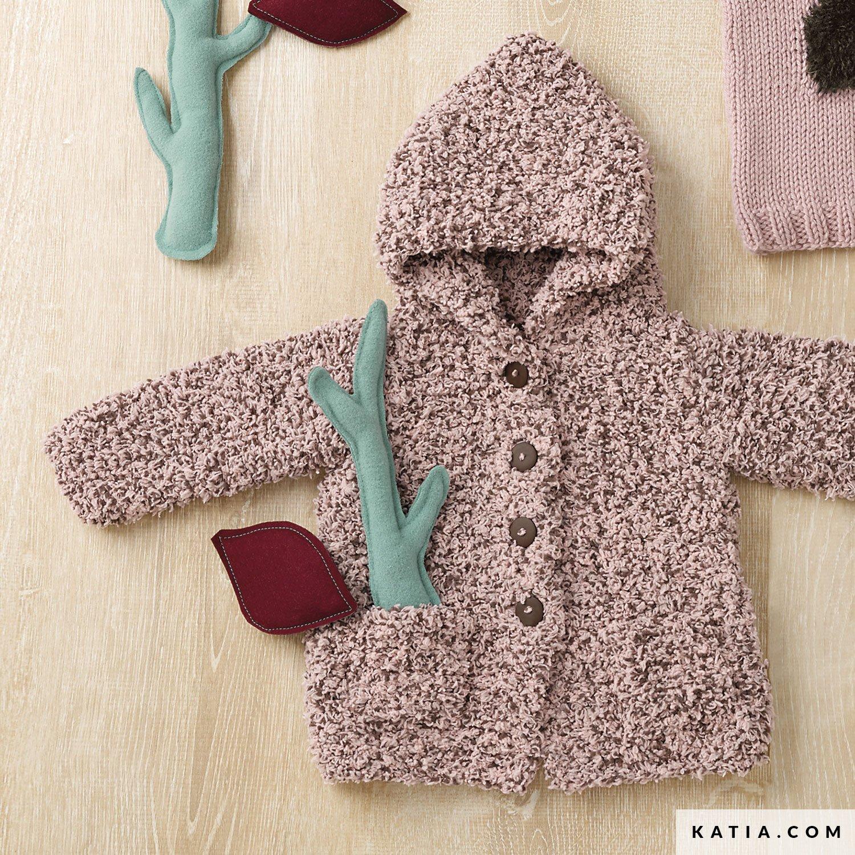 1fcb3d71a Coat - Baby - Autumn   Winter - models   patterns