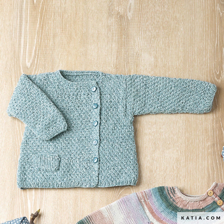 89c7c3449 Jacket - Baby - Autumn   Winter - models   patterns