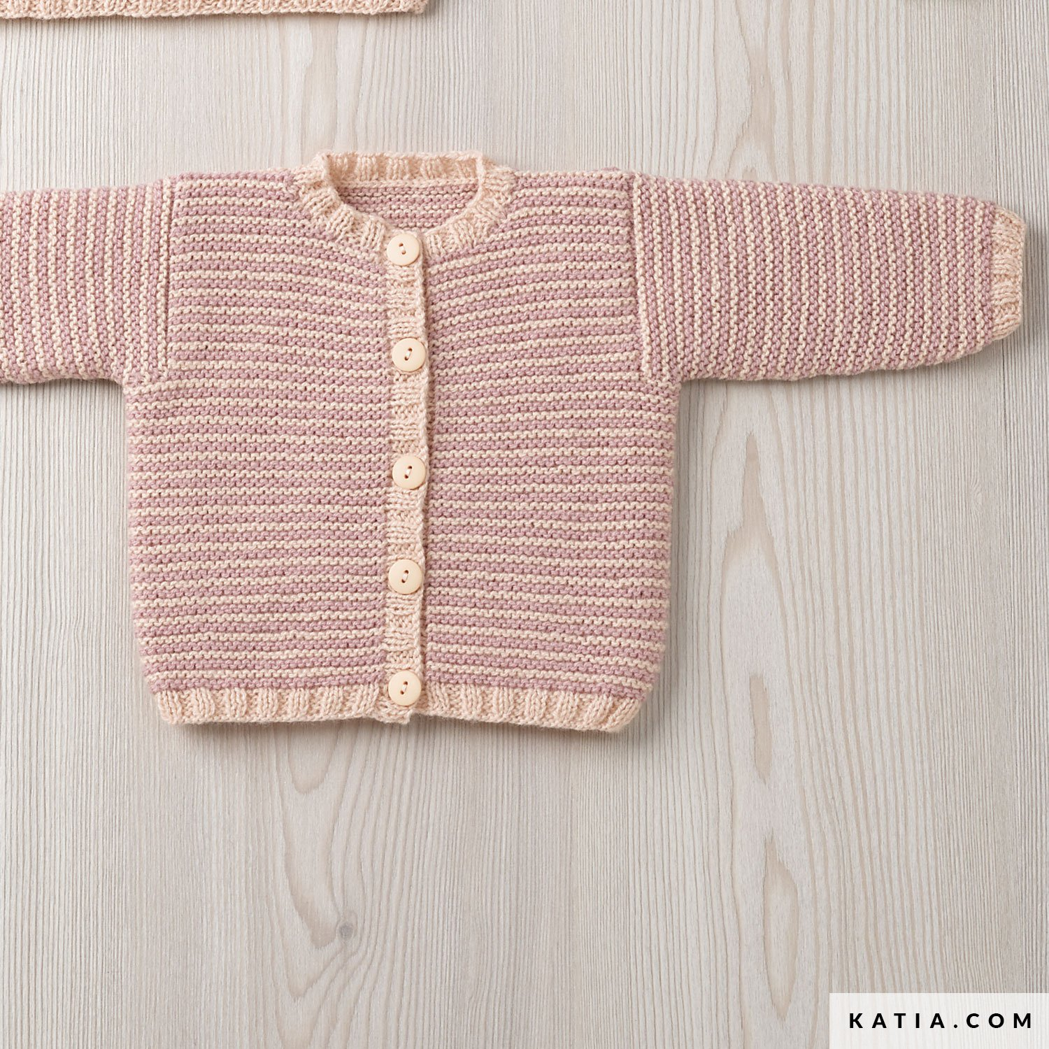 Jacket Baby Autumn Winter Models Patterns Katia Com