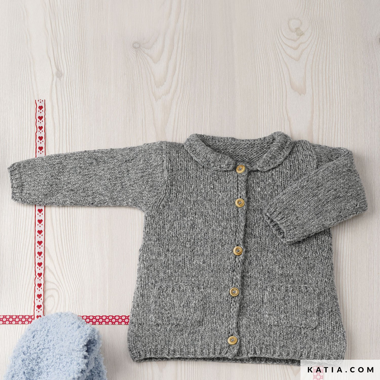 Autumn jacket for baby crochet 3 years 89