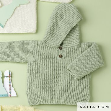 776c70826c3ce pattern knit crochet baby sweater autumn winter katia 6090 14 p