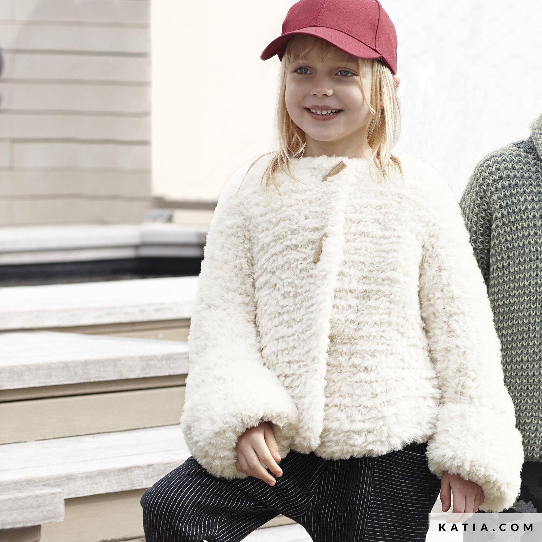Veste Enfant Automne Hiver modèles & patrons |