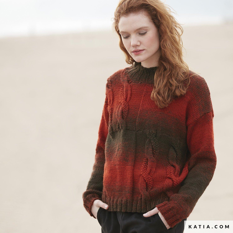 Jersey - Mujer - Otoño   Invierno - patrones  01ed7118ba90
