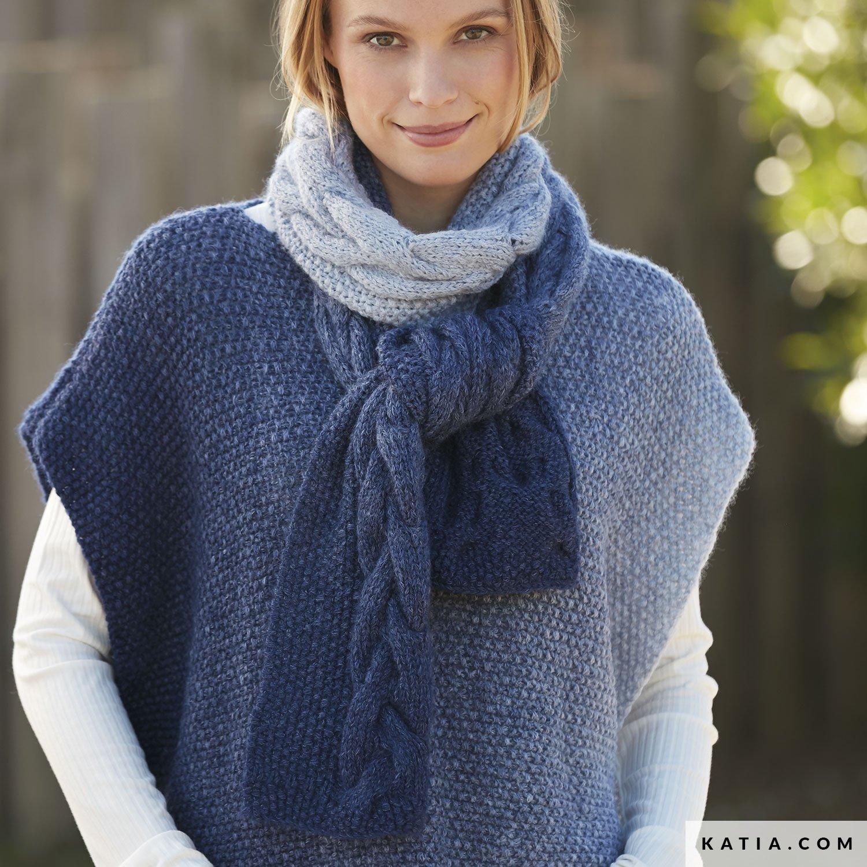 produits de commodité mode magasiner pour les plus récents Écharpe - Femme - Automne / Hiver - modèles & patrons ...