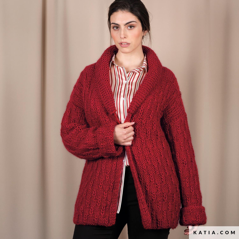 outlet store 7e8d1 881e3 patron-tricoter-tricot-crochet-femme-veste-automne-hiver-katia-6101-43-g.jpg