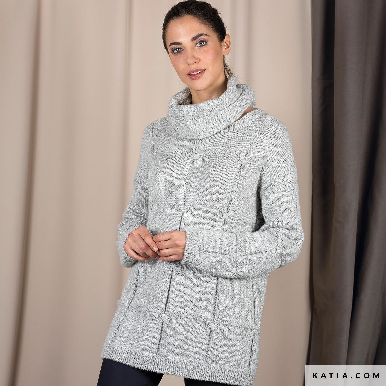 Autumn / Winter - models & patterns | Katia.com