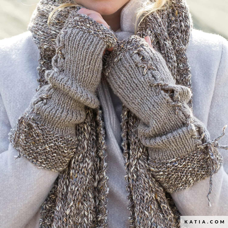 Armstulpen Damen Herbst Winter Modelle Anleit Katiacom