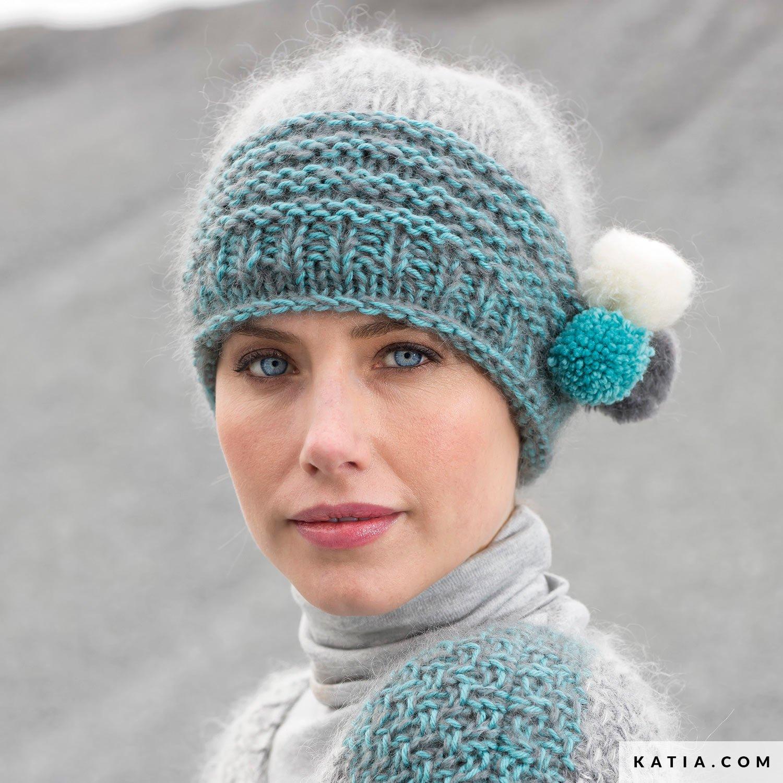 46d2ed4b2cf0a patron tricoter tricot crochet femme bonnet automne hiver katia 6102 21 g