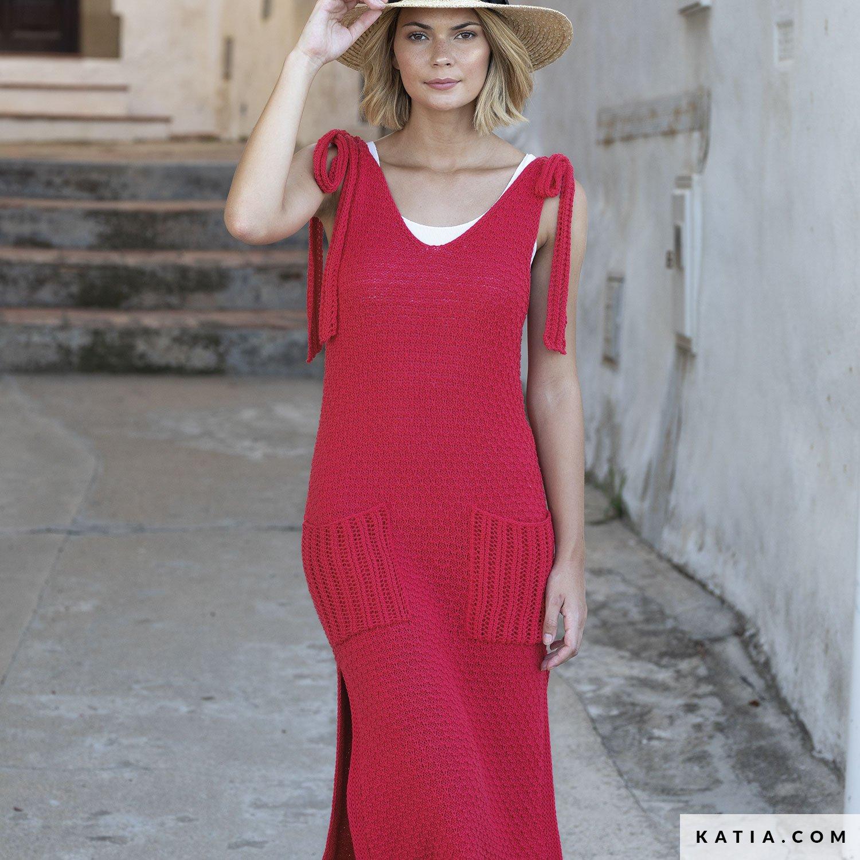 1ba0985c7 Vestido Vestido Primavera Verano Mujer Mujer Verano Patrones Primavera  TlKFc1J