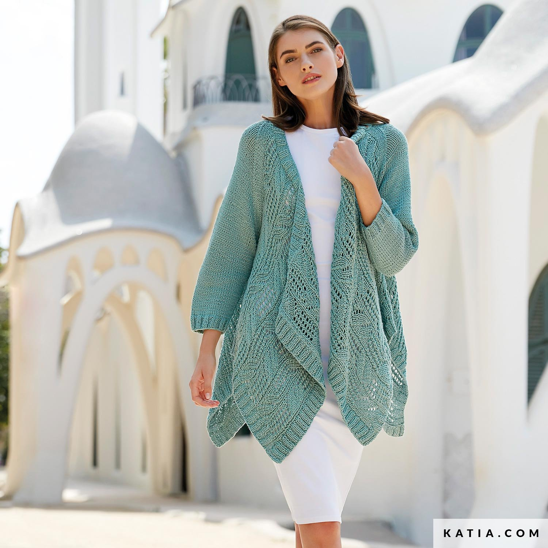Jacke Damen Frühjahr Sommer Modelle & Anleitungen