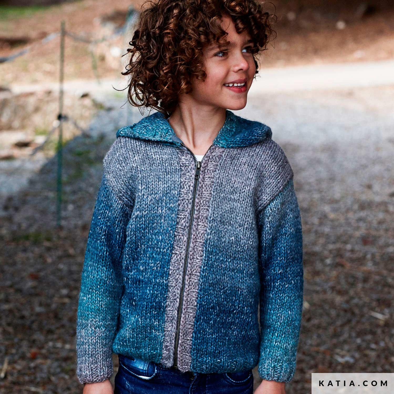 promo code 43d5c 41f61 Jacke - Kinder - Herbst / Winter - Modelle & Anleitungen ...