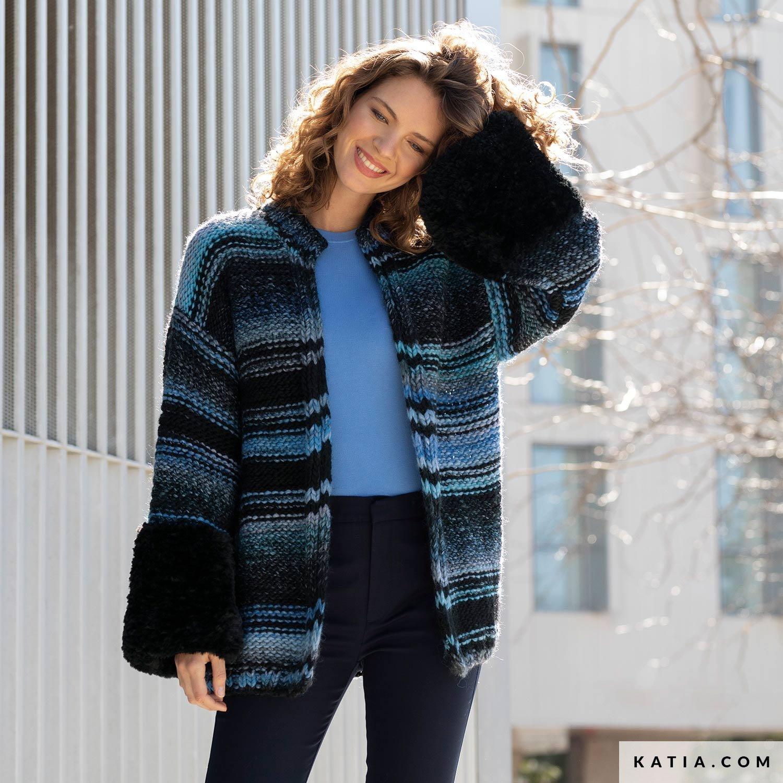 Jas Dames Herfst Winter modellen & patronen |
