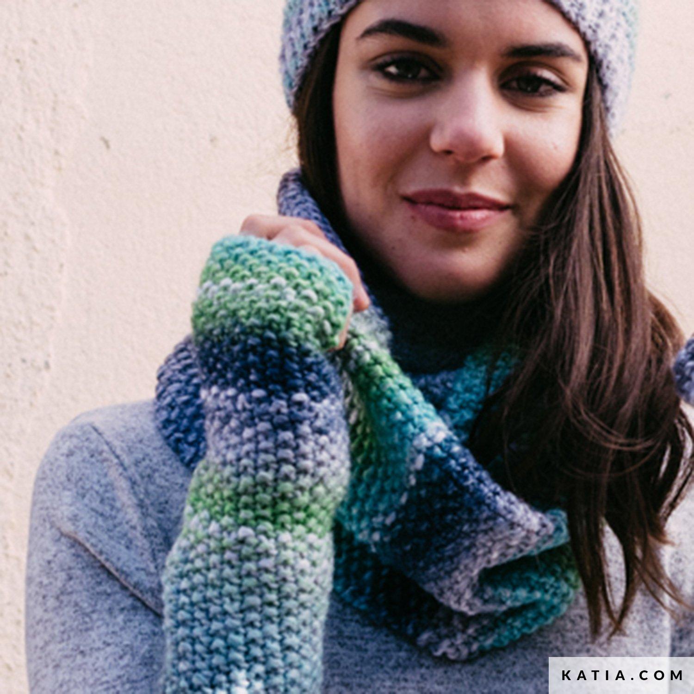 el precio más baratas grandes ofertas en moda alta moda Cuello - Mujer - Otoño / Invierno - patrones | Katia.com