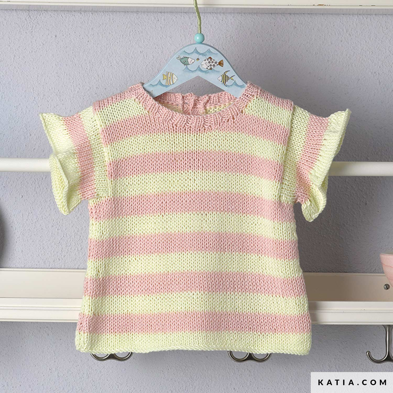 Sweater Baby Spring Summer models & patterns   Katia