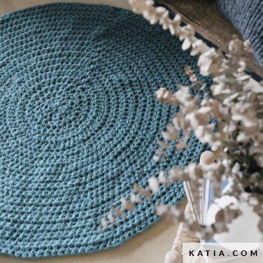 patroon breien haken woning tapijt herfst winter katia 6183 11 p