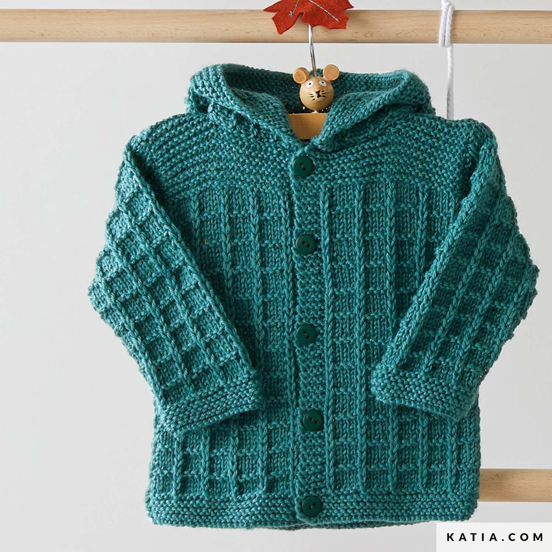 Jacke   Baby   Herbst / Winter   Modelle & Anleitungen   Katia.com