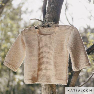 MERINO 100/% von Katia BEIGE MEDIO 102 m Wolle 31 - 50 g // ca