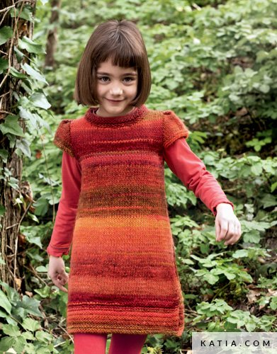 Kleid Stricken Für Kinder Foroculturalazcapotzalco