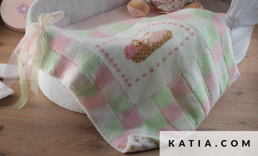 Quilt Patronen Baby.Quilt Baby Herfst Winter Modellen Patronen Katia Com